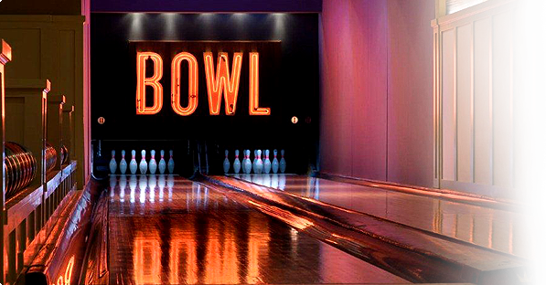 Home Bowling Alley Installation