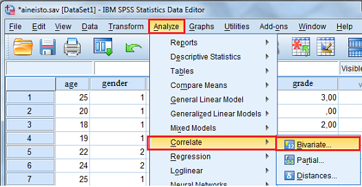 SPSS lesson 6